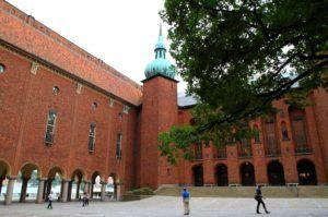 Ayuntamiento de Estocolmo