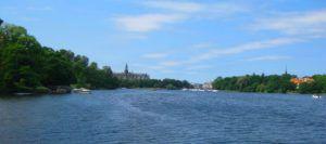 Isla de Djurganden, Estocolmo