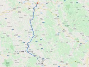 Cómo llegar a Monteriggioni desde Florencia