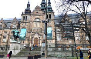Museo Nórdico, Estocolmo