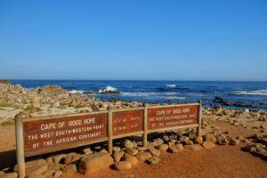 Parque Nacional del Cabo de Buena Esperanza (Cape of Good Hope)