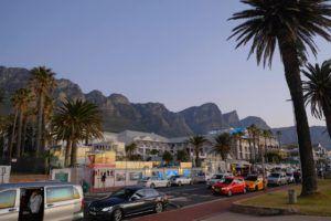 Camps Bay Beach, qué ver en la Península del Cabo