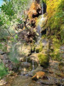 Chorreras del Nacimiento del rio Cuervo