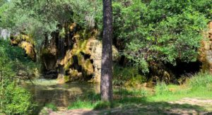 Nacimiento del Río Cuervo, el tesoro de la Serranía de Cuenca
