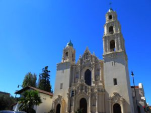 Parroquia Mission Dolores
