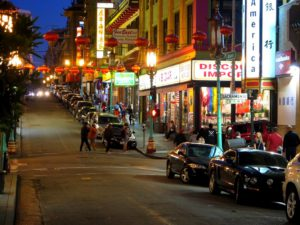 Barrio de Chinatown, San Francisco