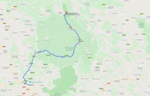 Cómo llegar al nacimiento del Río Cuervo desde Cuenca