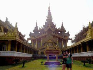 Palacio de Kanbawzathadi, Bago