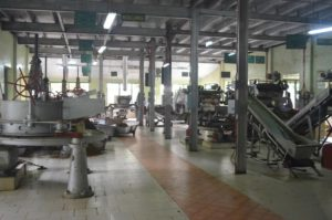 Fábrica de té de Mackwoods Labookellie, Nuwara Eliya