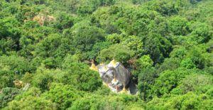 Vistas desde el Monte Kyaiktiyo