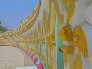 Pon Nya Shin Paya, Sagaing, Myanmar