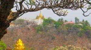 Sagaing, la colina de las mil pagodas de Myanmar