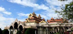 Palacio Real de Mandalay, Myanmar