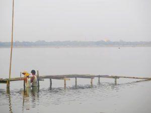Puente U-Bein, Amarapura