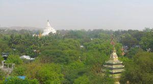 Vistas desde Mingun Paya