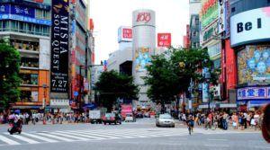 Centro comercial 109, Shibuya