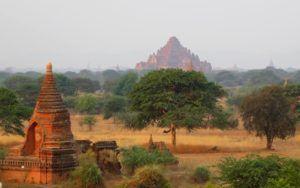 Dhammayangyi Pahto, Bagan, Myanmar
