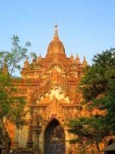 Sulamani Patho, Bagan, Myanmar