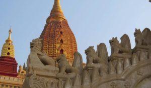 Ananda Pahto, Bagan