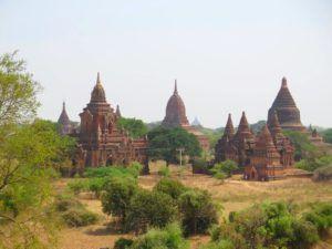 Abeyadana Patho, Bagan, Myanmar