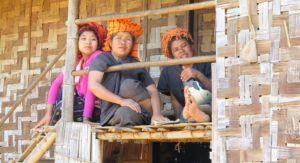 Trekking de Kalaw al Lago Inle, Myanmar