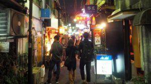 Golden-Gai, Shinjuku