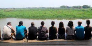 Nómadas en el Lago Inle de Myanmar