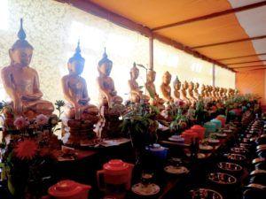 Monasterio Hga Hpe Kyaung del Lago Inle