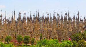 Kakku, el bosque de pagodas de Myanmar