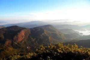 Vistas desde el Adam´s Peak, Sri Lanka