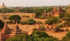 Bagan, la llanura de los 3000 templos