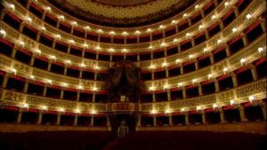 Teatro de San Carlo, Napoli, Italia