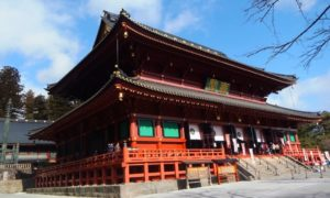 Templo Rinnoji, Nikko