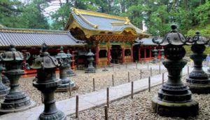 Templo Taiyuinbyo, Nikko