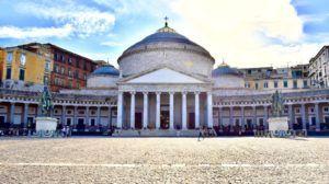 Piazza Plebiscito, qué ver en Nápoles, Italia