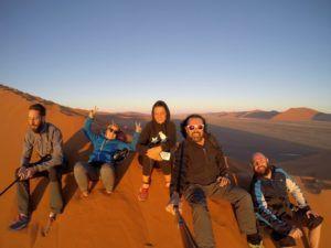La Duna 45, Desierto de Namibia