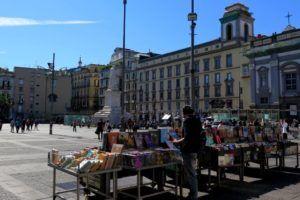 Piazza Dante, qué hacer en Nápoles