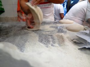 Pizzeria Di Matteo, Nápoles