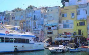 Cómo llegar a Procida desde Nápoles, los horarios