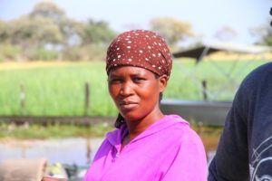 Recorremos el Delta del Okavango en Mokoro