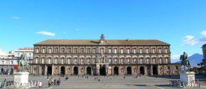 El Palacio Real de Nápoles