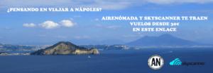 Vuelos baratos a Nápoles