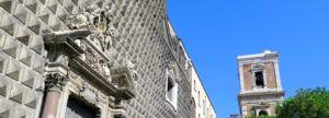 Piazza de Gessú Nuovo. Qué ver en Nápoles