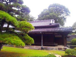 Jardines del Este del Palacio Imperial