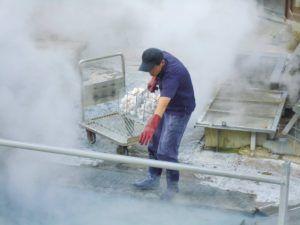 Área geotermal de Owakudami, Hakone