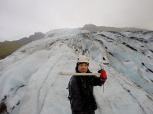 Glaciar Vatnajökull, en Ruta por Islandia