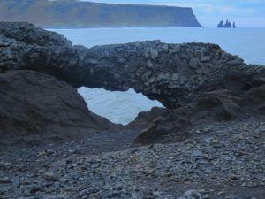 Playa de Vik, Islandia