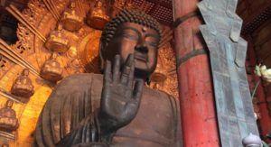 Interior del templo Todaiji