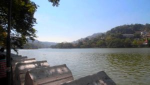 Lago de Kandy, Sri Lanka