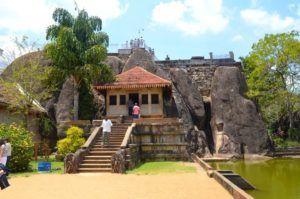 Isurumunya Vihara, Anuradhapura, Sri Lanka